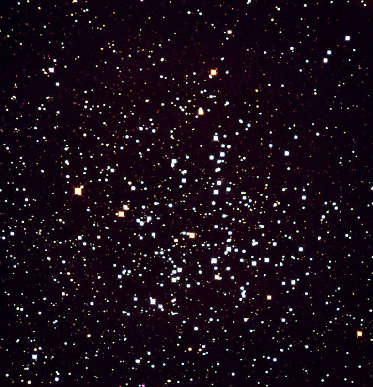 Open Cluster M38