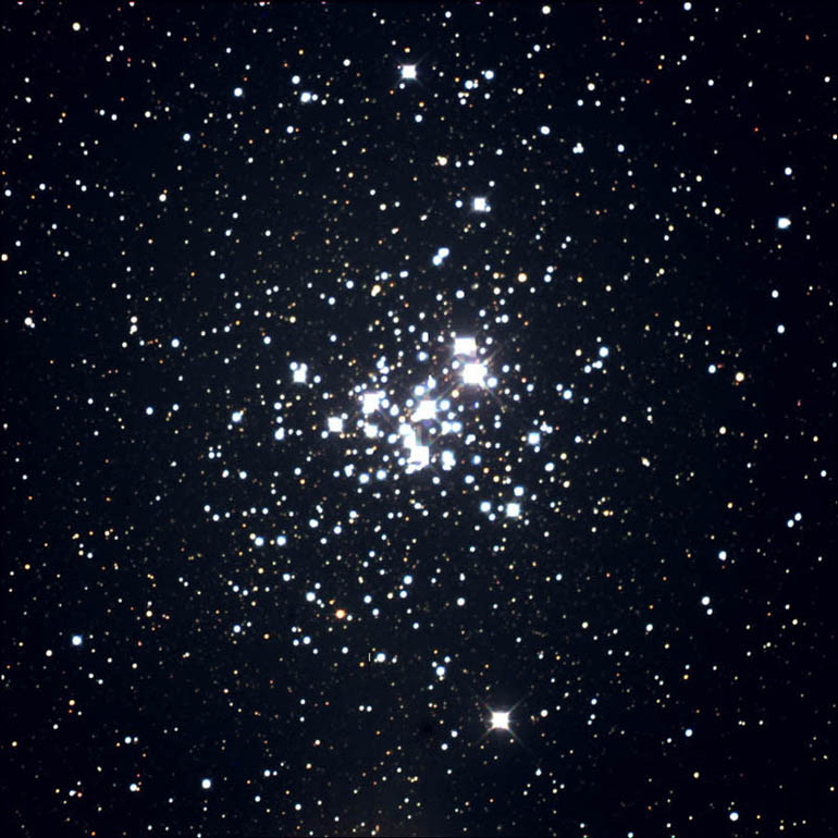 Open Cluster NGC 6231 - by Tim Hunter