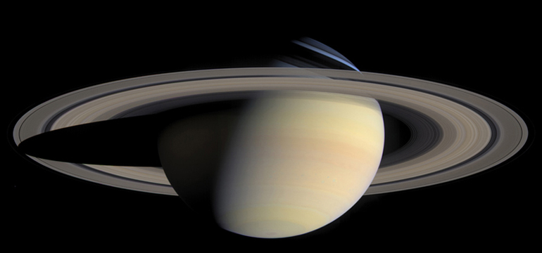 The best portrait of Saturn so far.